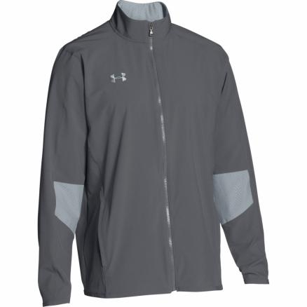 Мужская куртка Under Armour Charger Warm Up Woven Full Zip 1293911-040