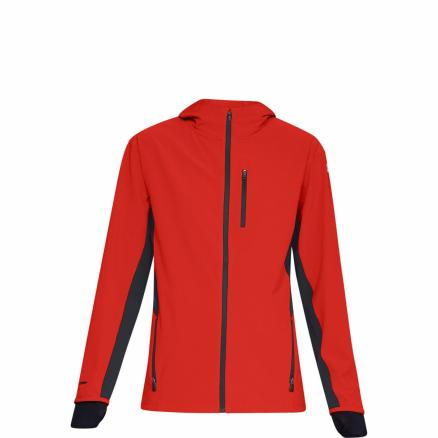 Женская куртка Under Armour Out Run The Storm Full Zip Hooded 1308929-890