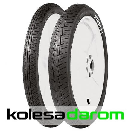 Мотошина Pirelli City Demon R18 90/90 57 P TT Задняя (Rear) REINF (City Demon 90/90 R18 57P)