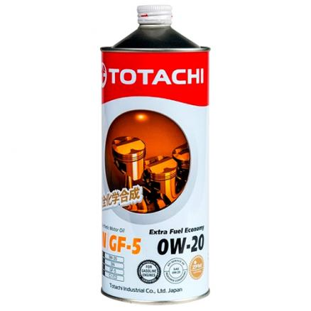 Totachi Масло моторное TOTACHI Extra Fuel Fully Synthetic SN 0W-20 1л