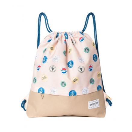 Рюкзак Day by Day «Funny Caps» Bag