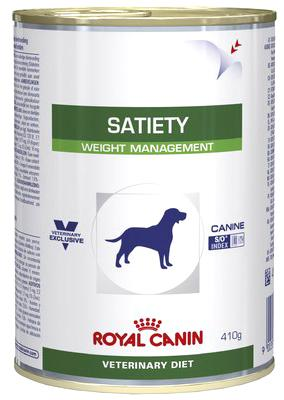 Влажный корм Royal Canin Satiety Weight Management диета  для собак 0,41 кг