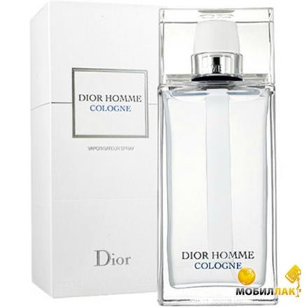 Туалетная вода Christian Dior Homme Cologne 2013 125ml (Christian Dior EDT Homme Cologne 2013 125ml)
