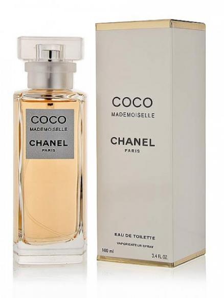 Туалетная вода Chanel Coco Mademoiselle Women 100 ml