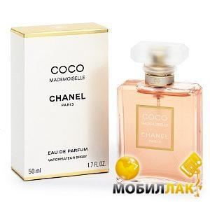 Парфюмированная вода Chanel Coco Mademoiselle for women 50 ml (Chanel Парфюмированная вода Chanel Coco Mademoiselle for women 50 ml)