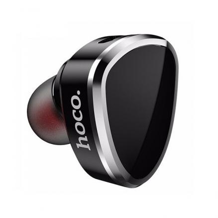 Bluetooth гарнитура HOCO E7 Plus (Black)