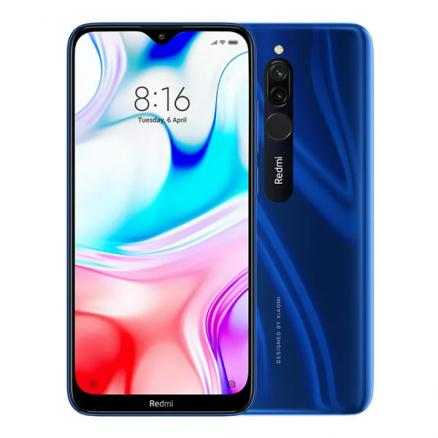 Смартфон Xiaomi Redmi 8 3/32Gb Blue EU (Global Version)