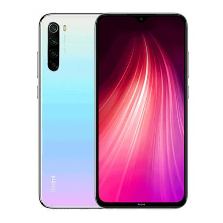 Смартфон Xiaomi Redmi Note 8 4/128GB White EU (Global Version)