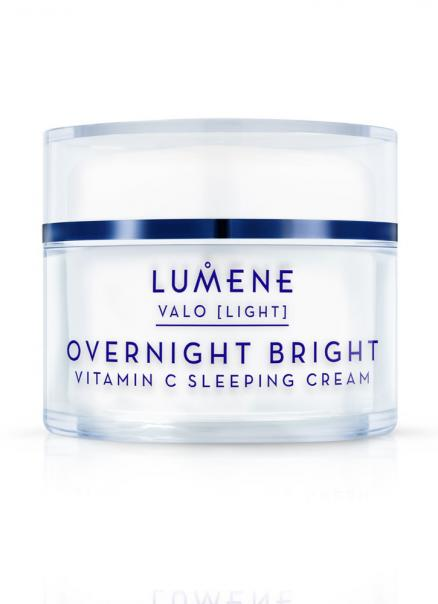 Крем-сон ночной восстанавливающий LUMENE (Sleeping Cream Over Night Bright Vitamin C)