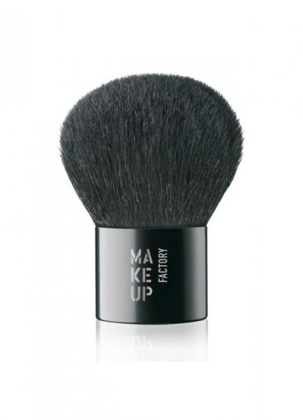 Кисть для минеральной пудры MAKE UP FACTORY (Brush for Mineral Powder Foundation)