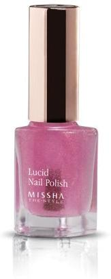 Missha The Style Lucid Nail Care Pink Pearl Top Coat