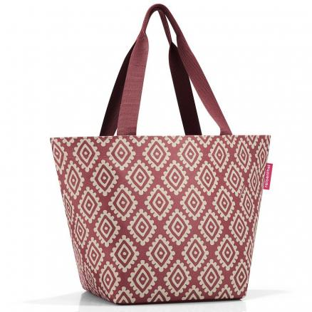 Сумка shopper m diamonds rouge, Reisenthel (Shopper)