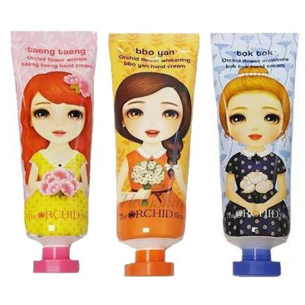 Крем для рук The Orchid Skin (The Orchid Skin Hand Cream)