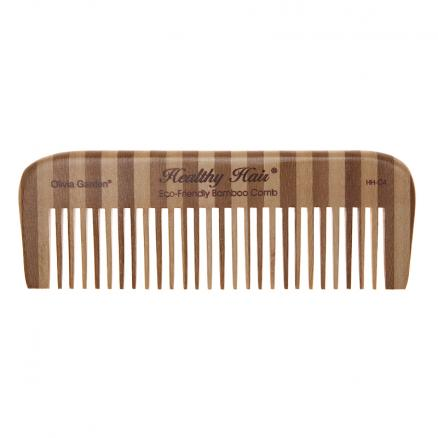 Гребни Olivia Garden (Гребень Olivia Garden OGBHHC4 Healthy Hair comb 4 Бамбуковый)