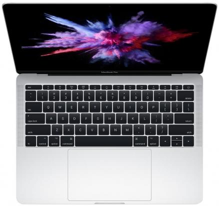"Apple MacBook Pro 13"" MPXU2RU/A 256GB (серебристый) (MacBook Pro 13"" MPXU2RU/A 256GB (Intel Core i5 2300 Mhz/13.3""/2560x1600/8192Mb/256Gb HDD/Intel Iris Plus Graphics 640/WIFI/macOS Sierra))"