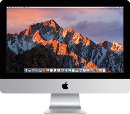 "Apple iMac 21.5"" i5 2.3/8Gb/1TB/Iris Plus 640 MMQA2RU/A (серебристый) (iMac 21.5"" i5 2.3/8Gb/1TB/Iris Plus 640 MMQA2RU/A (серебристый))"