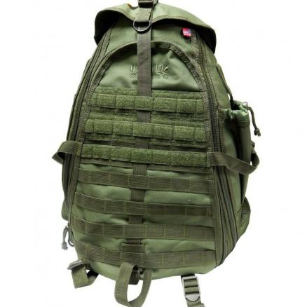 Рюкзак AVI-OUTDOOR Seiland olive Объем 38 л. арт.467 tr-159966