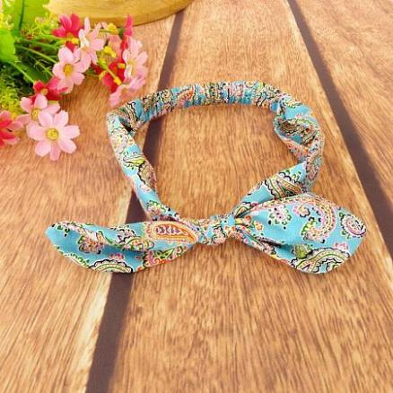 Floral Cotton Hair Accessory (3448003)
