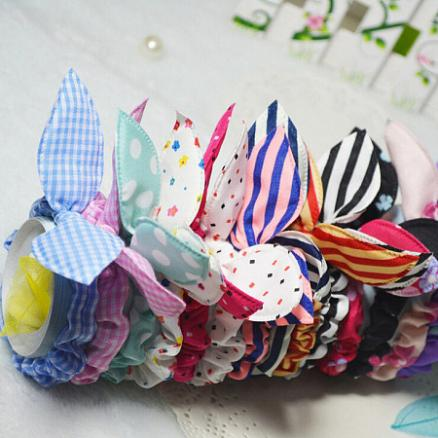 Bowknot Polka Dots Hair Accessory By Two (3786552)