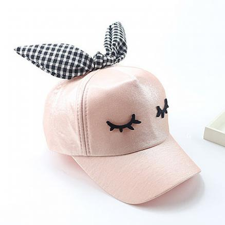 Paid Bunny Ear Decorated Hat (4886747)