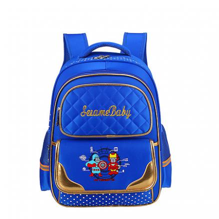 Polka Dots Letters Pattern Backpack (4841982)