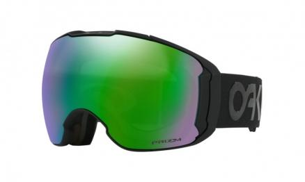 Маска горнолыжная OAKLEY Airbrake Xl Factory Pilot Blackout/Prizm Jade Iridium & Prizm Rose