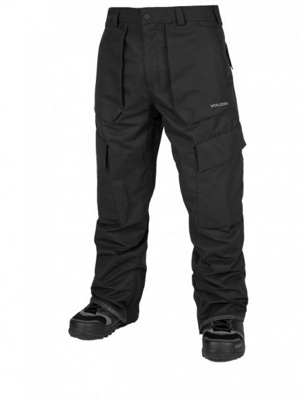 Штаны для сноуборда мужские VOLCOM Eastern Insulate Pant Black
