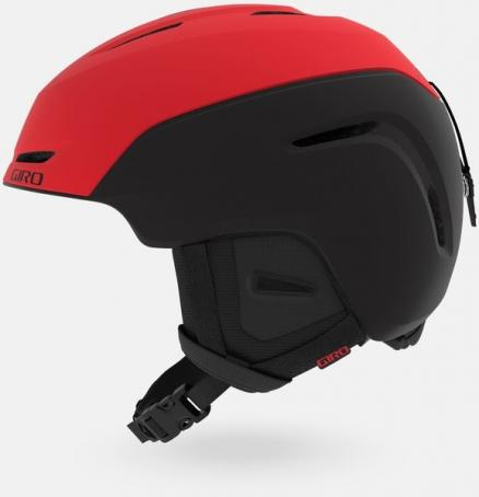 Шлем горнолыжный GIRO Neo Matte Bright Red/Black 2020