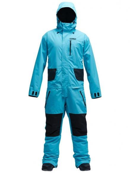 Комбинезон мужской AIRBLASTER Insulated Freedom Suit GNU Blue (Insulated freedom suit)
