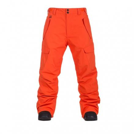 Штаны для сноуборда мужские HORSEFEATHERS Bars Pants Red Orange 2020