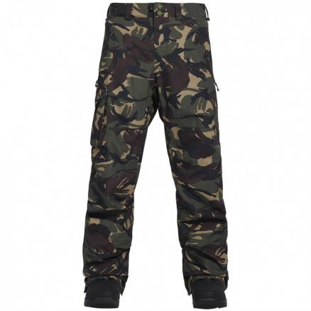 Штаны для сноуборда мужские BURTON Mb Covert Insulated Pant Seersucker Camo