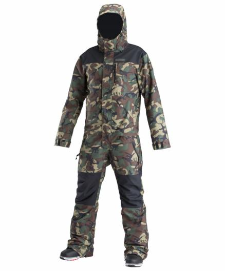 Комбинезон мужской AIRBLASTER Insulated Freedom Suit OG Dinoflage