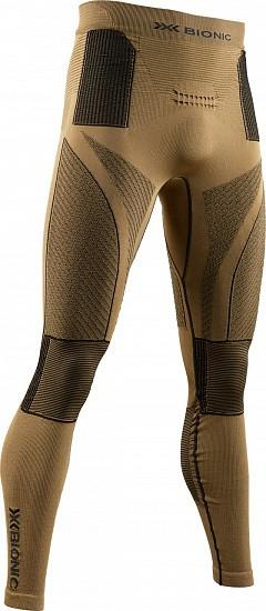 Термоштаны мужские X-BIONIC X-Bionic® Radiactor 4.0 Pants Men Gold/Black 2020