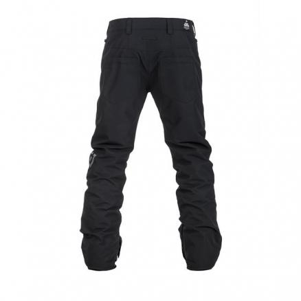Штаны для сноуборда мужские HORSEFEATHERS Spire Pants Black 2020
