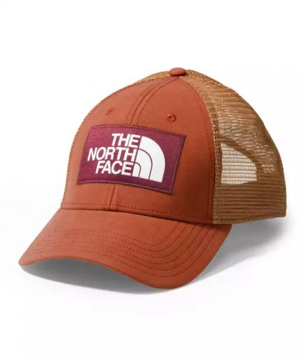 Кепка THE NORTH FACE Mudder Trucker Hat Picante Red