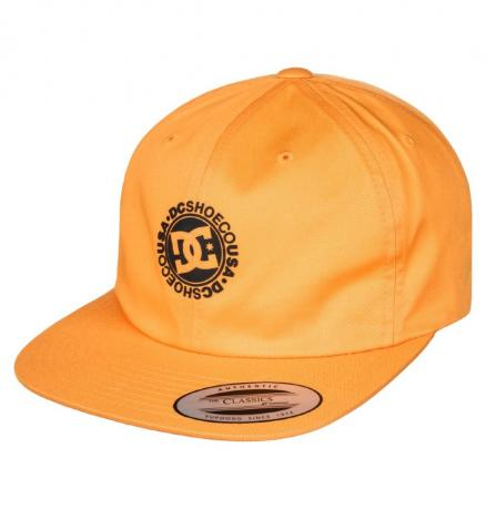Кепка-бейсболка мужская DC SHOES Core Twill Cap Old Gold