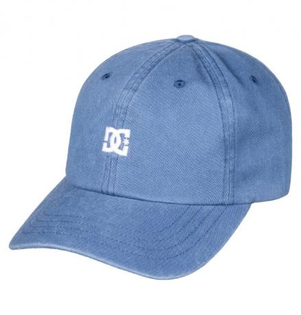 Кепка-бейсболка мужская DC SHOES Uncle Fred Blue Mirage