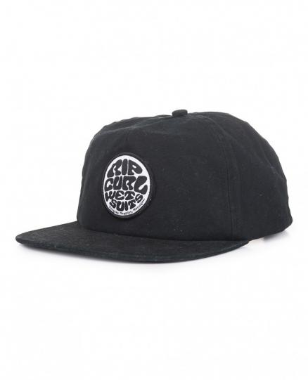 Кепка RIP CURL Washed Wetty Snap Back Cp Washed Black