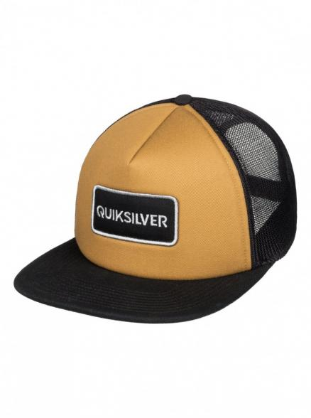 Кепка QUIKSILVER Startles Hdwr Rubber