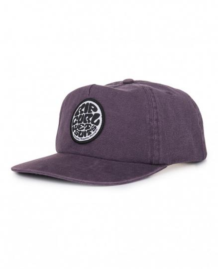 Кепка RIP CURL Washed Wetty Snap Back Cp Purple