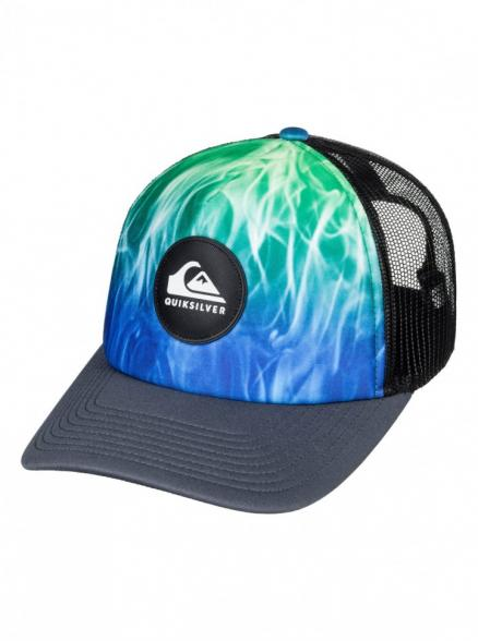 Кепка QUIKSILVER Brightlearnings Hdwr Iron Gate