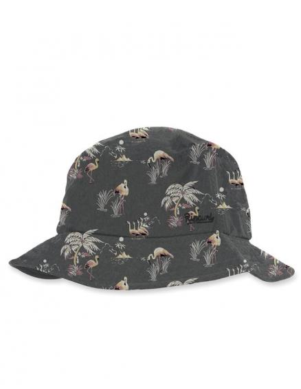 Панама RIP CURL Amigos Bucket Hat Black