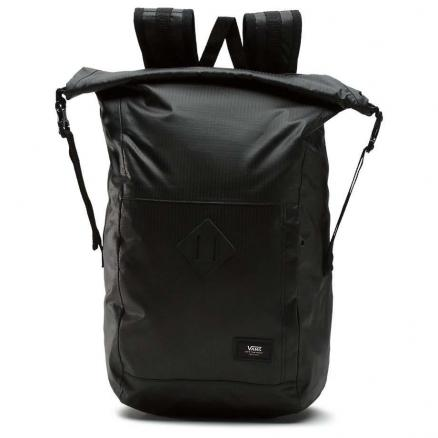 Рюкзак VANS Mn Fend Roll Top Backpack Black 30L