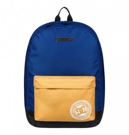 Рюкзак DC SHOES Backstack Cb M Sodalite Blue