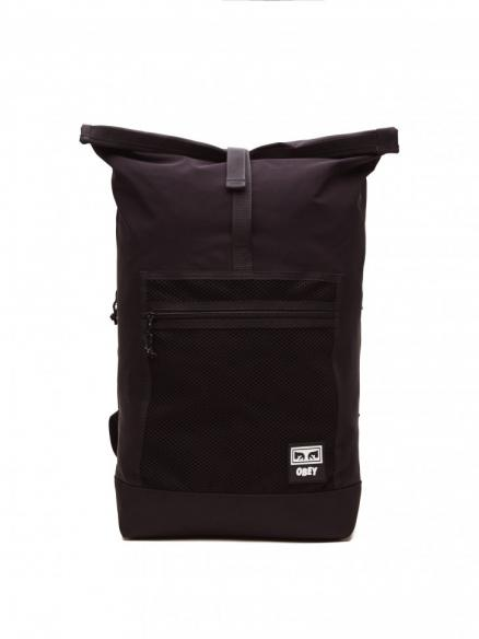 Рюкзак OBEY Conditions Rolltop Bag Black