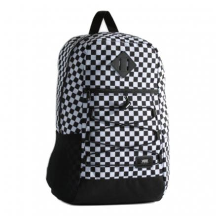 Рюкзак VANS Mn Snag Backpack Black/White 25.5L