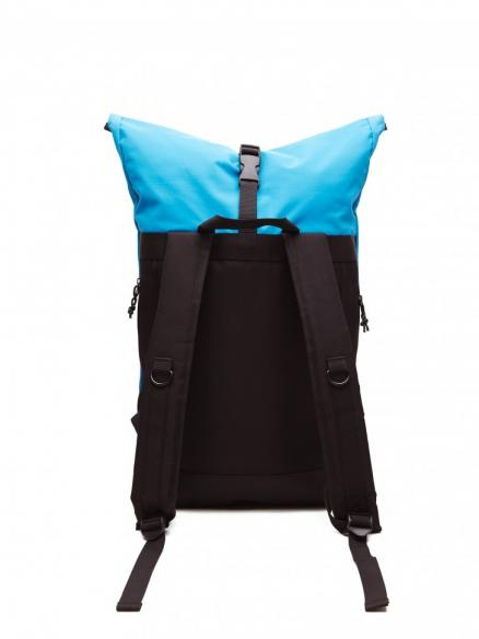 Рюкзак OBEY Conditions Rolltop Bag Pure Teal 34L