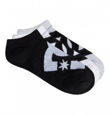 Носки DC SHOES Spp Dc Ankle 3P M Assorted