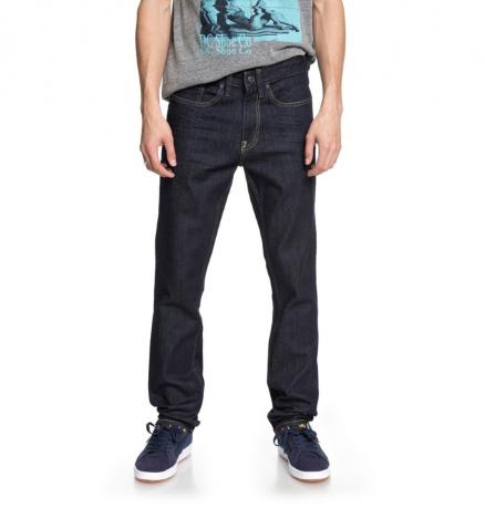 Джинсы мужские DC SHOES Worker Slim Jea M Indigo Rinse