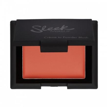 Кремовые румяна Sleek MakeUP Creme to Powder blush  075 (Румяна)